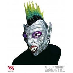 Αποκριάτικη Μάσκα Λατέξ Alien Punk