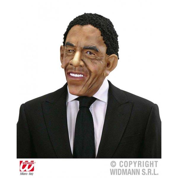 Αποκριάτικη Μάσκα Latex Προέδρου