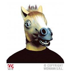 Αποκριάτικη Μάσκα Λατέξ Άλογο