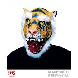 Αποκριάτικη Μάσκα Latex Τίγρης