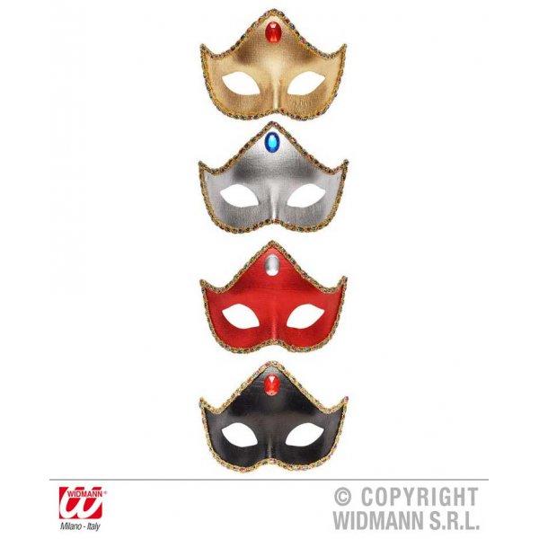 Αποκριάτικη Μάσκα Ματιών (4 Χρώματα)