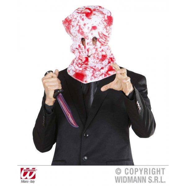 Αποκριάτικη Μάσκα με Αίμα
