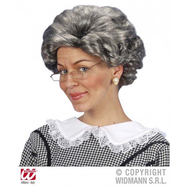 Αποκριάτικη Περούκα Agatha