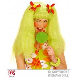 Αποκριάτικη Περούκα Dolly - 3 Χρώματα