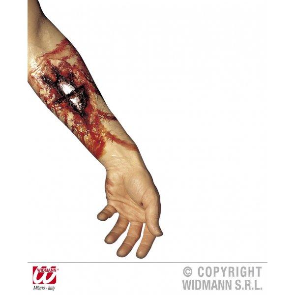 Αποκριάτικη Πληγή στο Χέρι
