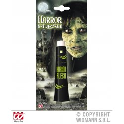 Αποκριάτικο Μακιγιάζ Πράσινη Τρομακτική Σάρκα