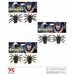 Αποκριάτικο Αξεσουάρ Τρόμου Αράχνες - 3 Χρώματα
