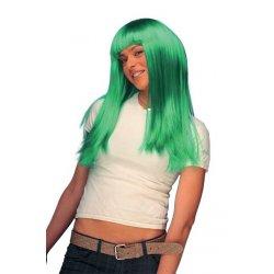 Αποκριάτικη Περούκα Σίσσυ, Πράσινη