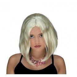 Αποκριάτικη Περούκα Λουίζα, Ξανθιά