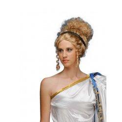 Αποκριάτικη Περούκα Αρχαία Ελληνίδα Ξανθιά