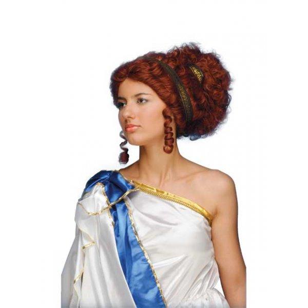 Αποκριάτικη Περούκα Αρχαία Ελληνίδα, Ακαζού