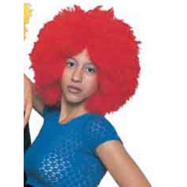 Αποκριάτικη Περούκα Μικρή Αφάνα, Κόκκινη