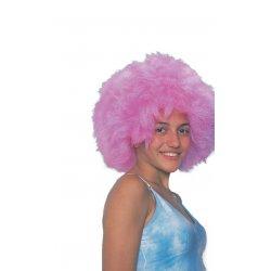 Αποκριάτικη Περούκα Μικρή Αφάνα, Ροζ
