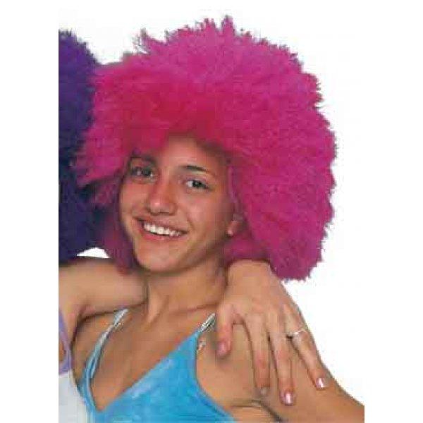 Αποκριάτικη Περούκα Μικρή Αφάνα, Φούξια