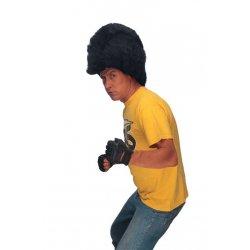 Αποκριάτικη Περούκα Μοϊκανός, Μαύρος