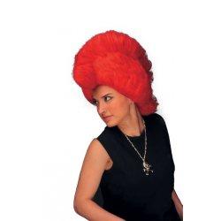 Αποκριάτικη Περούκα Μοϊκανός, Κόκκινος