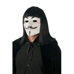 Αποκριάτικη Περούκα Anonymous