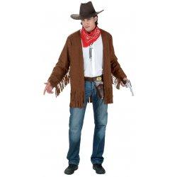Αποκριάτικη Στολή Cowboy Γιλέκο με Κρόσια