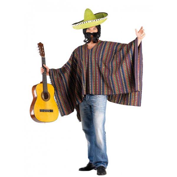 Αποκριάτικη Στολή Πόντσο Μεξικάνου