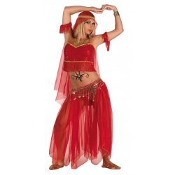 Αποκριάτικη Στολή Belly Dancer