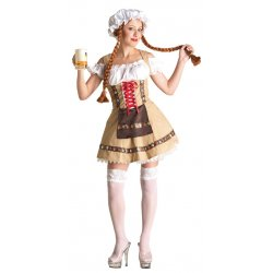 Αποκριάτικη Στολή Bavarian Girl