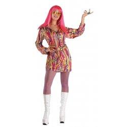 Αποκριάτικη Στολή Hippie Dress