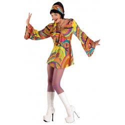 Αποκριάτικη Στολή Φόρεμα 70's