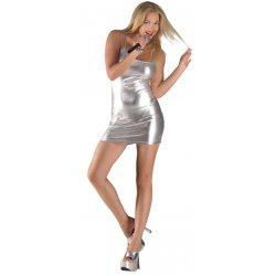 Αποκριάτικη Στολή Disco Girl Ασημί