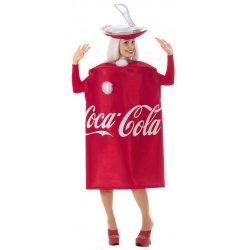 Αποκριάτικη Στολή Κόκα Κόλα