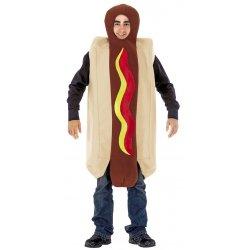 Αποκριάτικη Στολή Hot Dog