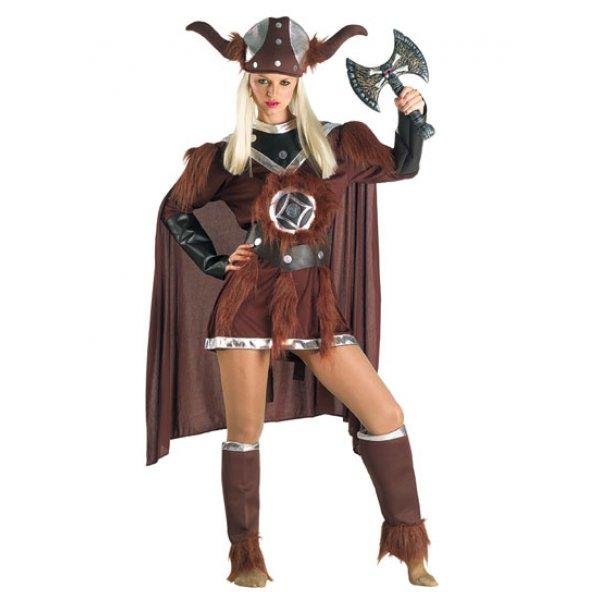 Αποκριάτικη Στολή Viking Woman