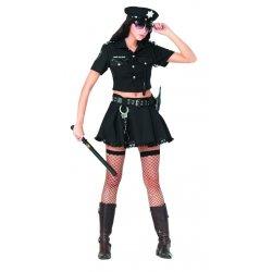 Αποκριάτικη Στολή Αστυνομικίνα Σέξι