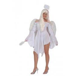 Αποκριάτικη Στολή Λευκός Άγγελος