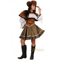 Αποκριάτικη Στολή Cowgirl Γυναικεία