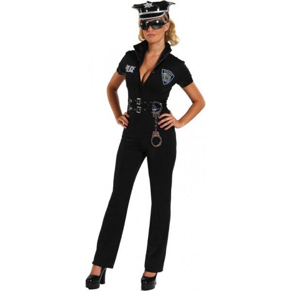 Αποκριάτικη Στολή Σέξυ Αστυνομικίνα Έμβλημα