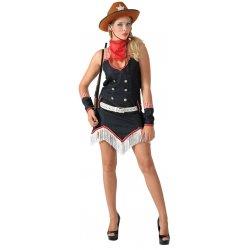 Αποκριάτικη Στολή Cowgirl Γυναικεία 2