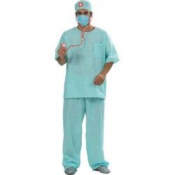 Αποκριάτικη Στολή Γιατρός Χειρουργός
