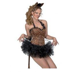 Αποκριάτικη Στολή Σέξι Τίγρης