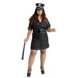 Αποκριάτικη Στολή Αστυνομικίνα Plus
