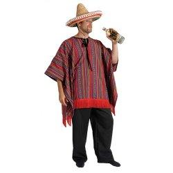 Αποκριάτικη Στολή Μεξικάνος 3