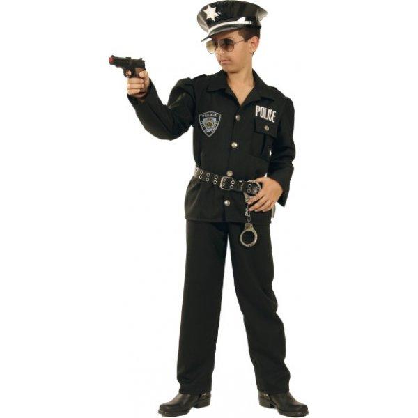Αποκριάτικη Στολή Αστυνομικός Σήμα