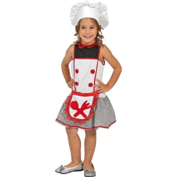 Αποκριάτικη Στολή Μαγείρισσα