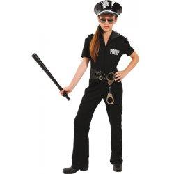 Αποκριάτικη Στολή Αστυνομικίνα Ολόσωμη