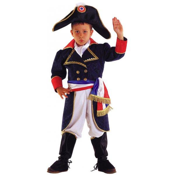 Αποκριάτικη Στολή Μικρός Ναπολέων