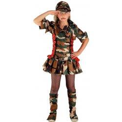 Αποκριάτικη Στολή Fancy Soldier Girl