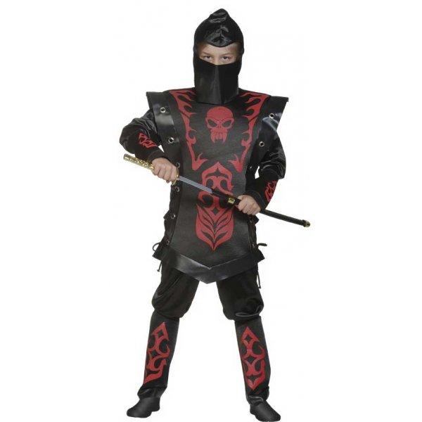 Αποκριάτικη Στολή Skull Ninja