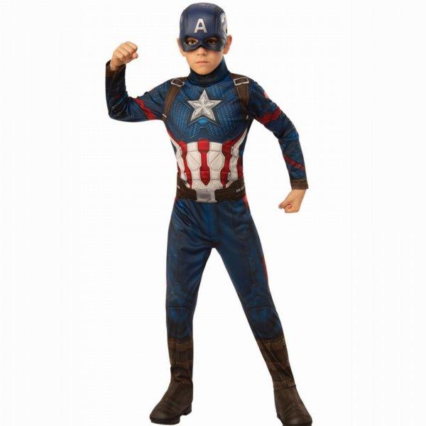 Αποκριάτικη Στολή Marvel Captain America
