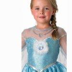 Αποκριάτικη Στολή Disney Frozen Elsa Deluxe