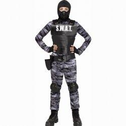 Αποκριάτικη Παιδική Στολή Swat
