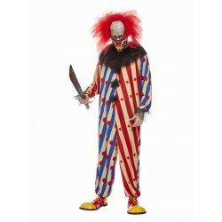Αποκριάτικη Στολή Creepy Clown